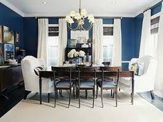navy blue dining room ideas 2018