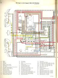 volkswagen bus wiring diagram volkswagen wiring diagrams online thesamba com type 2 wiring diagrams
