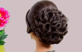 Hairstyles For Weddings 2015 Bridal Hairstyle For Long Hair Tutorial Wedding Updo Step By Step