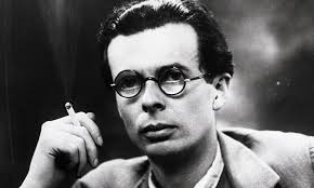 aldous huxley author of brave new world