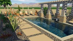 M Viking Pools Of Redding 3D Swimming Pool Modeling