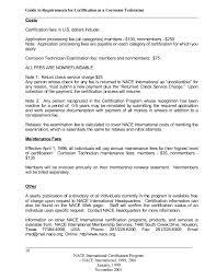 corrosion technician 94714433 corrosion technician study guide