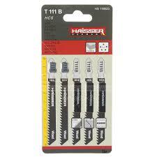 <b>Пилка для электролобзика</b> Haisser HS118023 для дерева ...