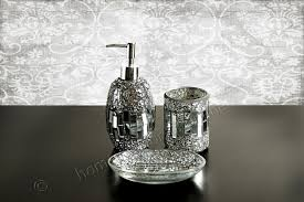 bathroom accessories sets silver. Silver Sparkle Bathroom Accessories 11 3 Fine Likeness Things You Won T Like About Glitter Sets