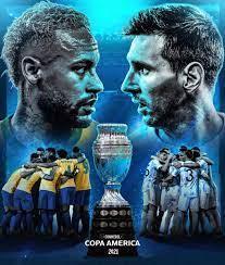 """اخبار الكرة البرازيلية ™ 🇧🇷 on Twitter: """"مباراة البرازيل × الأرجنتين في  نهائي كوبا أمريكا 2021 هو أول نهائي بين البرازيل والأرجنتين في كوبا أمريكا  منذ 14 عام. - كانت آخر مرة"""