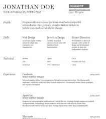 Modern Resume Templates Free Download Pdf Resume Templates For Word Free Download Format Freshers Doc