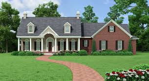 Ideas one story southern house plansOne story southern house plans smalltowndjscom  Southern house plans  traditional house plans