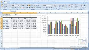 Add A Legend To A Chart In Excel
