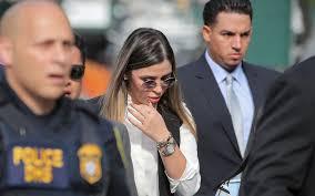 Detienen a esposa de 'El Chapo' en EU por tráfico internacional de drogas