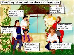 Disney Princess Age Chart Disney Princesses Deconstructed Sociological Images