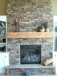 fake stone fireplace ideas furniture enchanting fireplace mantels corating ias awesome glass fireplace with stone wall