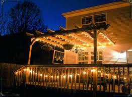lighting a pergola. Outdoor Lighting Pergola String Lights Patio Stylish Elegant And Unique Decorate Sample House Exterior A