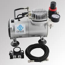 aliexpress com ophir 2 airbrush kit with 110v 220v air compressor spray paint for paint art model hobby cake decorating ac089 004 072 from