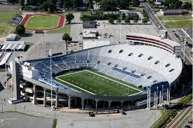 Liberty Bowl Seating Chart Liberty Bowl Memorial Stadium