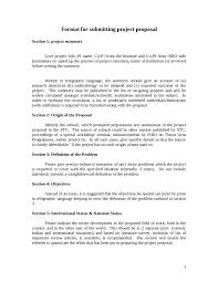 project proposal template how to write a project proposal project proposal format 01