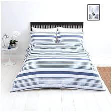 sainsburys duvet home riviera yarn dye seerer bed linen sainsburys single duvet cover sets