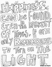 Small Picture Best 25 Quote coloring pages ideas on Pinterest Adult coloring