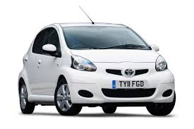 Toyota Aygo's photos and pictures
