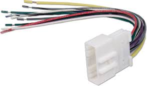 metra 70 7552 receiver wiring harness connect a new car stereo in 2017 subaru forester trailer wiring at Replacing Rear Wiring Port And Wiring Harness In Suburu Forester