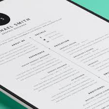 The Best Cv Resume Templates Examples Design Shack Jpg Cover Letter