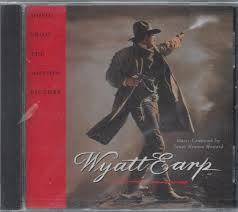 WYATT EARP MOVIE SOUNDTRACK Leaving Dodge City O.K. Corral By The River NEW  CD for sale online