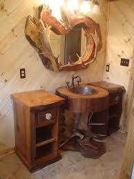 Pallet Wall Bathroom Rustic Bathroom Mirrors Stockley Rustic Rectangular Mirrorrustic