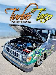Custom 1996 Toyota Tacoma - Feature Truck - Mini Truckin' Magazine