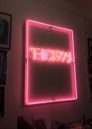 The 1975 Neon Sign Extraordinary THE 32 NEON SIGN On The Hunt