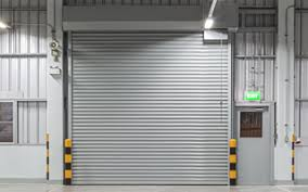 industrial garage door. An Industrial Garage Door U