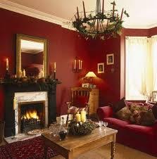 primitive style red living room color schemes furniture save picture table la medium size