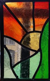 the history purpose and techniques of stained glass windows