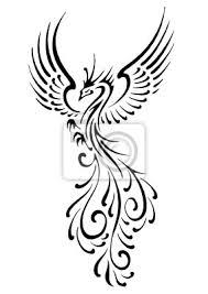Motivy Tetování Fénix