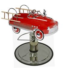 italica red fire engine mercury comet styling chair car for children