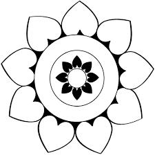 Afbeeldingsresultaat Voor Mandala Kleurplaat Makkelijk Groep 12