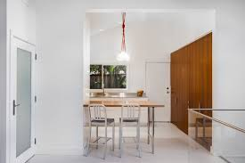 laundry office. Amazing Clean Contemporary Design Incorporating Laundry Room, Kitchen And Small Office E