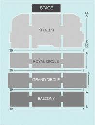 Theatre Royal Drury Lane Seating Chart Seated Seating Plan Theatre Royal Drury Lane