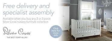 silver nursery furniture. Silver Cross Nursery Furniture S