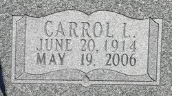 Carrol Lloyd Winkler (1914-2006) - Find A Grave Memorial