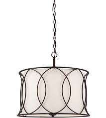 canarm ich320a03orb20 monica 3 light 3 inch oil rubbed bronze chandelier ceiling light photo