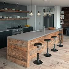 concrete countertop kitchens best concrete ideas on cement with concrete kitchen concrete countertop kitchens