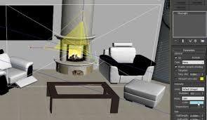 3Ds Max Interior Design Tutorial #2