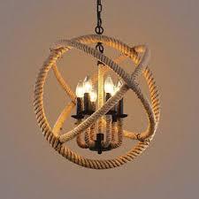 sphere pendant light. Image Is Loading Industrial-Rope-Orb-Chandelier-Lights-Ceiling-Fixture- Sphere- Sphere Pendant Light