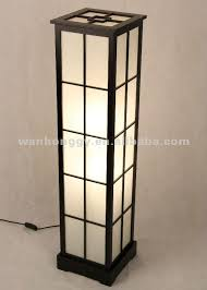 benedetina floor lamps japanese style