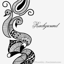 Free Henna Tetování Design Clipart And Vector Graphics Clipartme