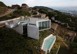 A Shaped House Design This X Shaped House Design Is A Work Of Great Architectural