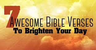 Awesome Bible Verses Images