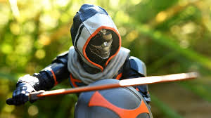 Cate shortland didn't want to give too much away. Hasbro Marvel Legends Black Widow Taskmaster Review Fwoosh