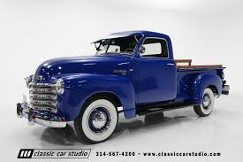 1950 Chevrolet 3100 Pickup | Classic Car Studio