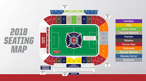 Toyota Park Seating Chart Olympic Stadium Montreal Impact Seating Chart Wallseat Co