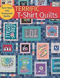 Amazon.com: June Tailor T-Shirt Project Fusible Interfacing, 60 by ... & Terrific T-Shirt Quilts: Turn Tees into Treasured Quilts Adamdwight.com